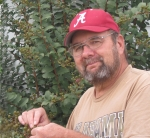 Owner Larry Chandler of Sand Mountain Herb Seed Company